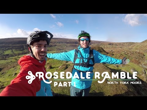 North York Moors - Rosedale Ramble - Part 1