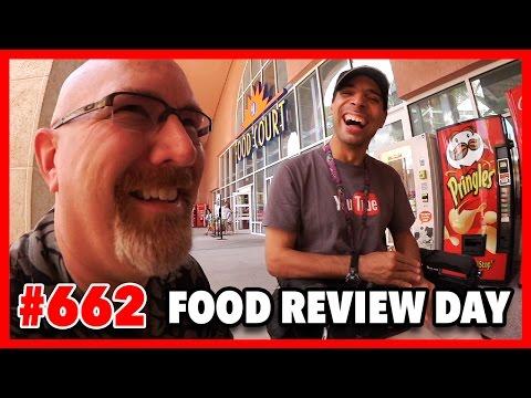Food Review Day, Irish Breakfast, Longhorns, Nick Manzione, Workout, Arcade - Ken's Vlog #662