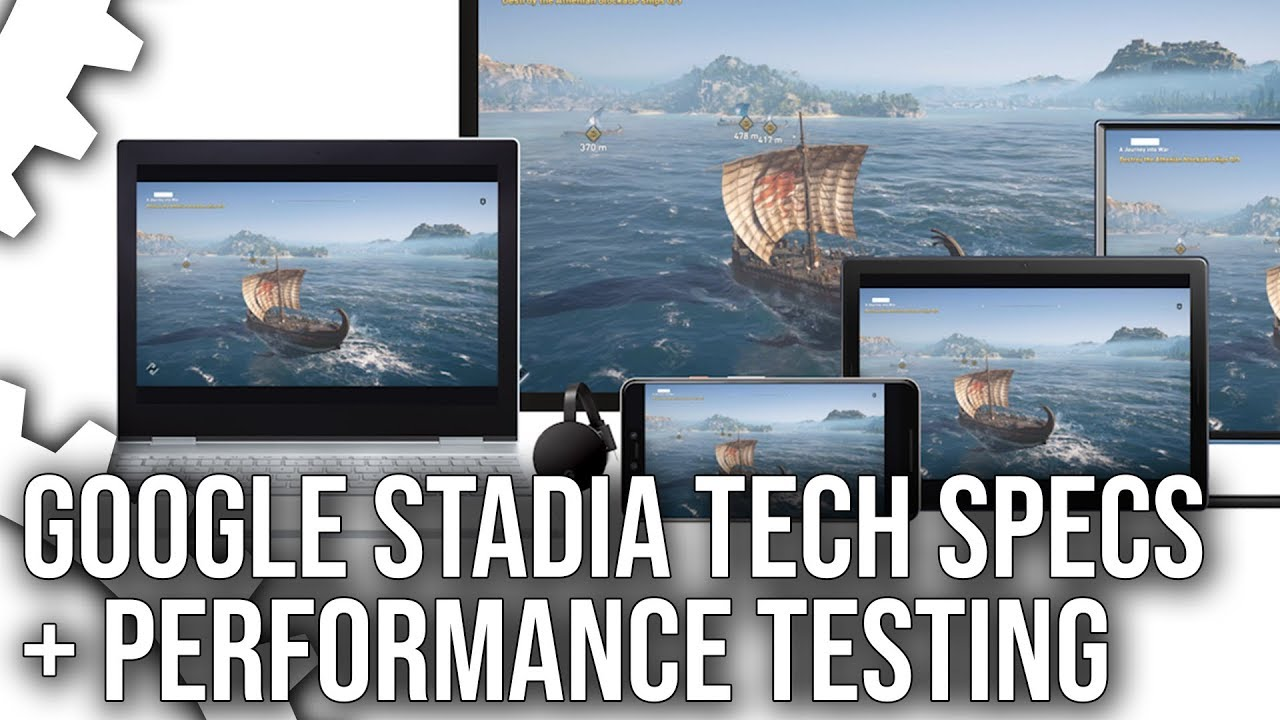 Google Stadia hands-on: streaming analysis and controller
