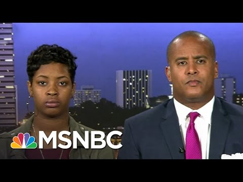 Spring Valley High Student On Officers Reputation | MSNBC