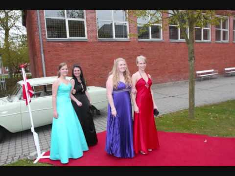 Galla fredag aften på gymnasiet i Tønder