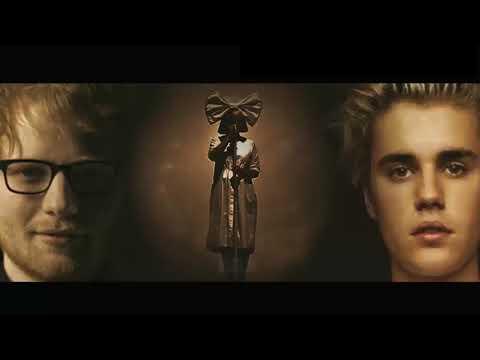 Ed Sheeran ft  Sia & Justin Bieber   Near Official video