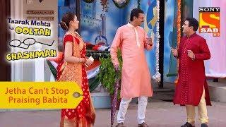 Your Favorite Character | Jethalal Can't Stop Praising Babita | Taarak Mehta Ka Ooltah Chashmah