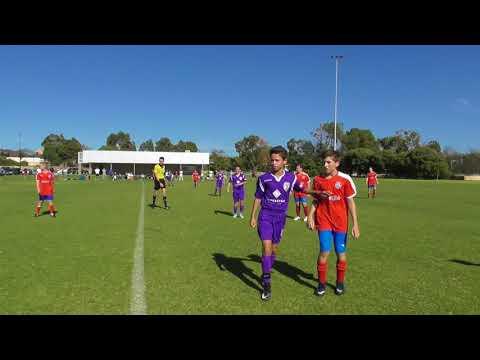 Quinns FC vs Perth Glory (NPL U13) First Half