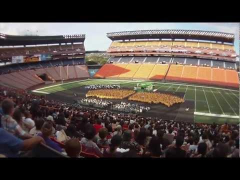 Hawaii Events - May 13, 2012 Mililani High School Graduation 1 of 2
