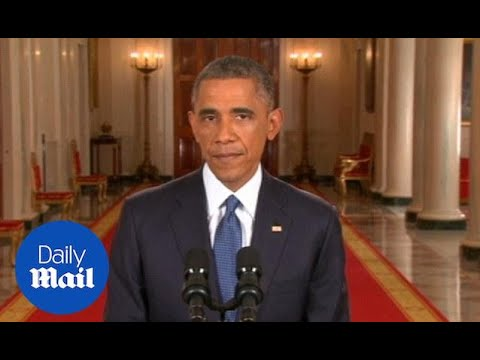 Obama Announced Sweeping Immigration Reform Last Year - Daily Mail