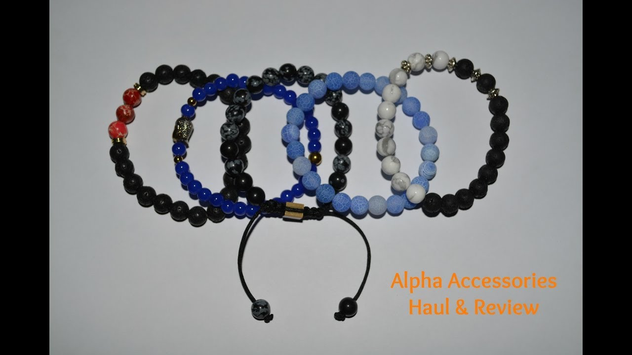 Haul Review Alpha Accessories