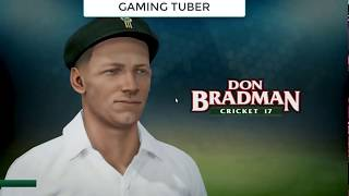 How To Download And Install Don Bradman Cricket 17 HIGHLY COMPRESSED FOR PC