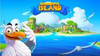 Wonderful Island - Gameplay Video