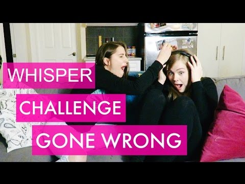 Whisper Challenge.. CONFESSIONS!! | Lesbian Edition