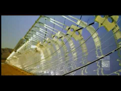 "Solar Powerplant in  the Mojave Desert in California from SciHD's ""Machines!"". (2010)"