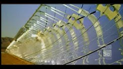 """Solar Powerplant in  the Mojave Desert in California from SciHD's """"Machines!"""". (2010)"""