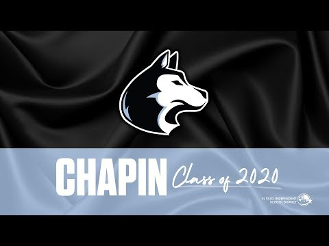 Chapin High School Graduation