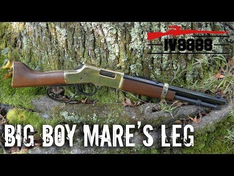Henry Big Boy Mare's Leg .44 Magnum