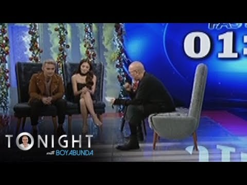 TWBA: Fast Talk With Young JV And Miho