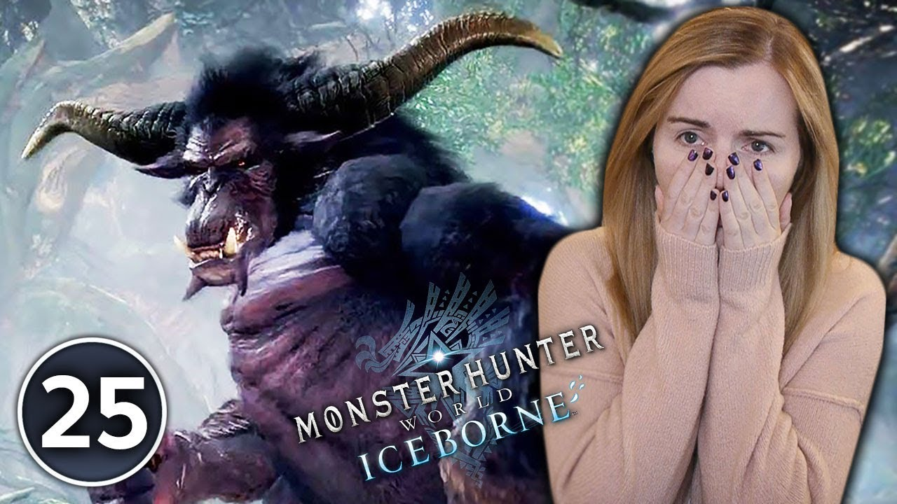 Rajang VS SUZY LU - Monster Hunter World Part 25 | Suzy Lu Plays thumbnail