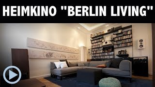 Heimkino Berlin Living - made by HEIMKINORAUM Berlin