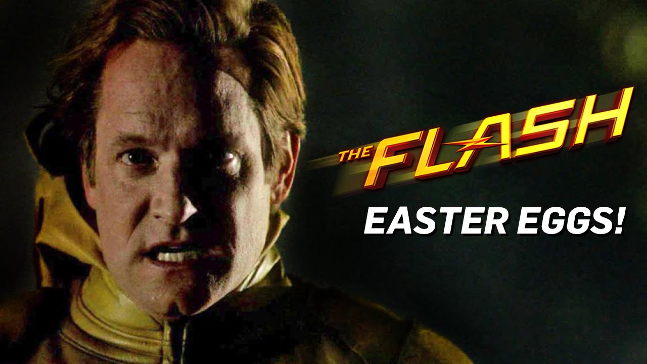 The flash season 2 recap and review the reverse flash returns - The Flash Season 2 Episode 11 The Reverse Flash Returns Recap Easter Eggs Youtube
