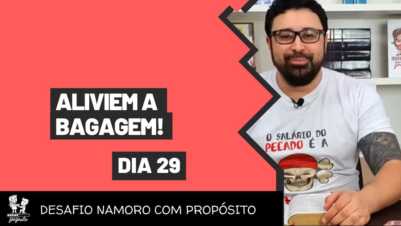 [ DesafioNCP - Dia 29] ALIVIEM A BAGAGEM!