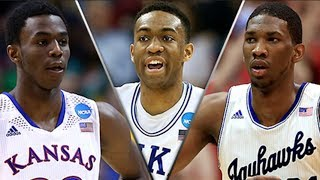 NBA 2014 Draft - The OFFICIAL Prediction Video ft. Jabari Parker, Andrew Wiggins, and Joel Embiid