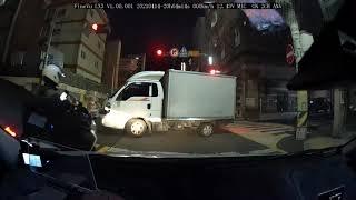 파인뷰 LX3 룸미러블랙박스, 야간 주행 전방녹화영상(…
