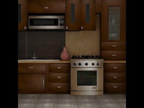 My Kitchen Escape Walkthrough Detonado Youtube