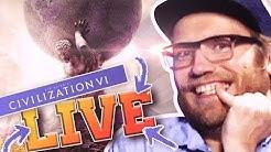 Nils spielt Civilization VI gegen PietSmiet, Matteo und Maurice Weber