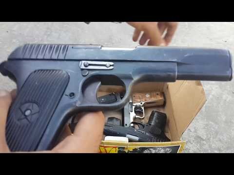 30 BORE PISTOL - 5 Types Of 30 BORE | Full Review (ENGLISH & HINDI)