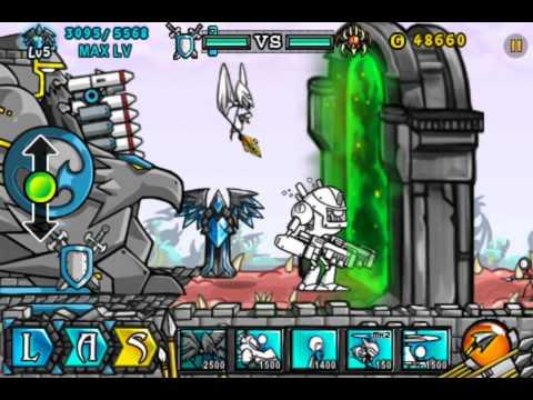 Cartoon Wars 2: The Final Boss