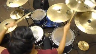 All In - Capsized | Drum Cover
