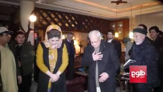 ستایش از کارنامههای ۵۰ سالۀ استاد رهنورد زریاب