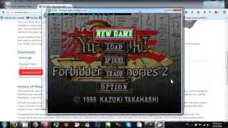 Video Tutorial para configurar PSXCR Emulator 1.3.2 con Yu-Gi-Oh Forbidden Memories II download MP3, 3GP, MP4, WEBM, AVI, FLV Juli 2018