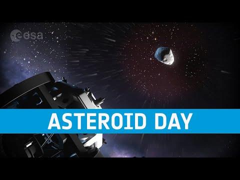 ESA Asteroid Day Programma