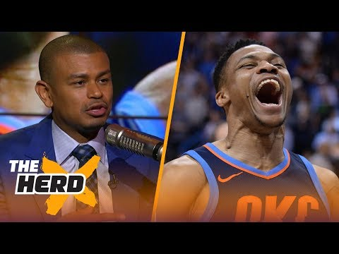 Earl Watson defends Westbrook's bulldog mentality, Lists Most Influential Players Ever   THE HERD