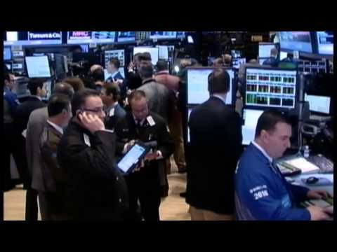 Dow Hits Record High - Mar 5th, 2013