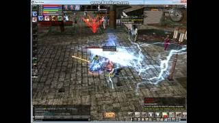 Ran Gs - Lvl 201 Swordsman VS Lvl 245 Swordsman