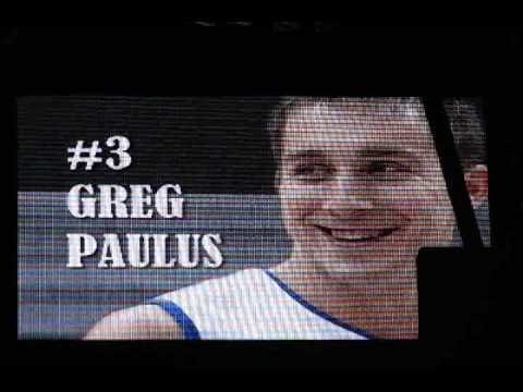 Greg Paulus Senior Tribute Video