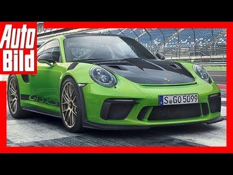 Porsche 911 GT3 RS (2018) Details/Erklärung