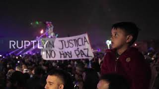 Chile Protest movement heralds new decade