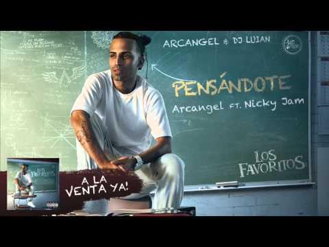 Arcangel - Pensandote ft. Nicky Jam [Official Audio]