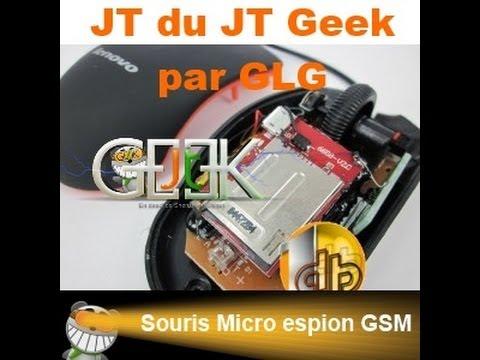 Avis client : Micro espion GSM détection sonore, rappel auto