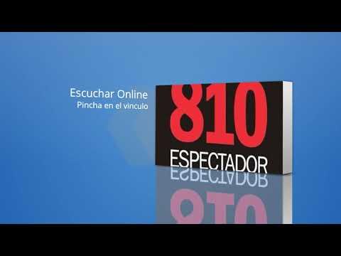 🔊 Radio Espectador 810 AM en vivo - Radios del Uruguay