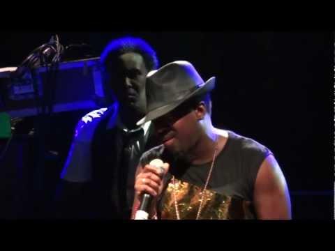 Anthony Hamilton - Pray For Me (Live @ Le Bataclan, Paris) [2012-04-15]