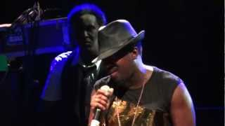 Anthony Hamilton - Pray For Me (Live @ Le Bataclan, Paris) [2012-04-15]