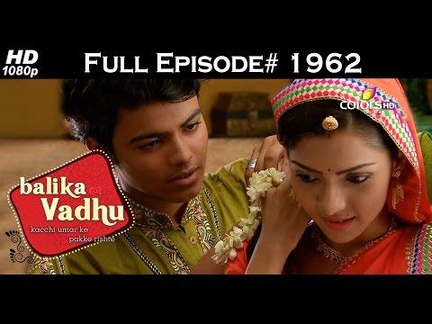 Balika Vadhu - 1st August 2015 - बालिका वधु - Full Episode (HD)