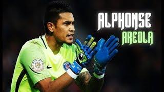 Alphonse Aréola 2017/18 Amazing Saves - PSG