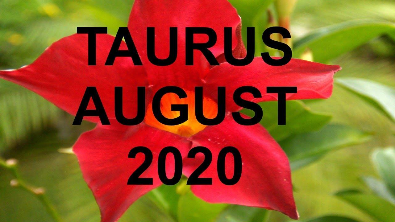 Taurus Tarot August 2020 💖 Love & Money 💲 Clairvoyant Psychic Tarot Card Reading 🔮