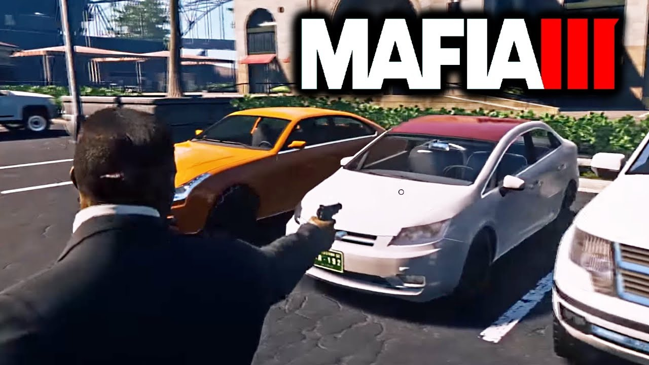 Mafia 3 Secret Modern Cars 21st Century Vehicles Youtube