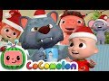Gambar cover Christmas Songs Medley Deck the Halls, Jingle Bells,  We Wish You a Merry Christmas | CoComelon