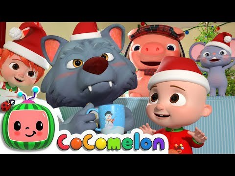 Christmas Songs Medley (Deck The Halls, Jingle Bells,  We Wish You A Merry Christmas) | CoComelon